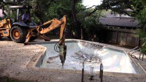 Pool Demolition Robstown